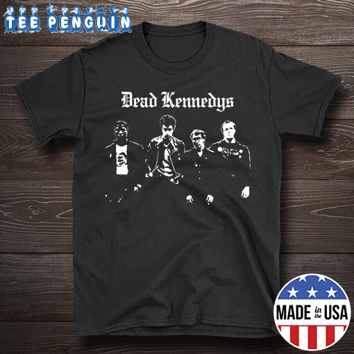 80s Classical Band Dead Kennedys