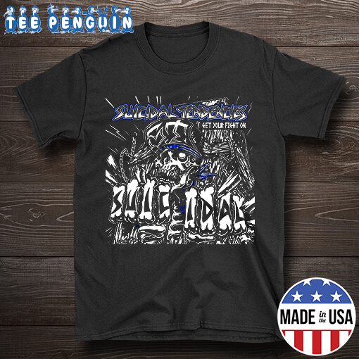Suicidal Tendencies Get Your Fight On