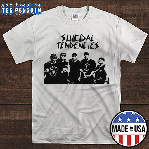 Classic American Band Suicidal Tendencies