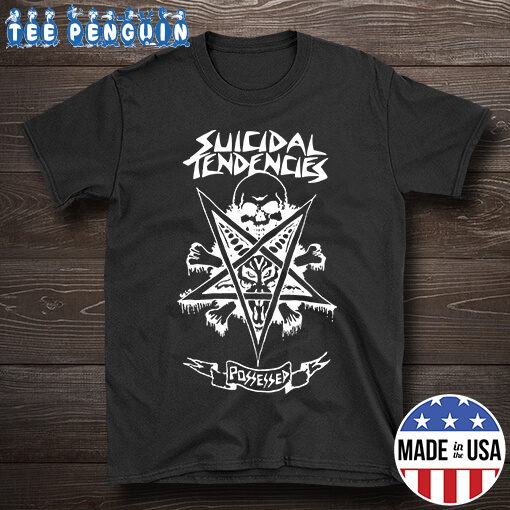 1996 Suicidal Tendencies Symbols Art