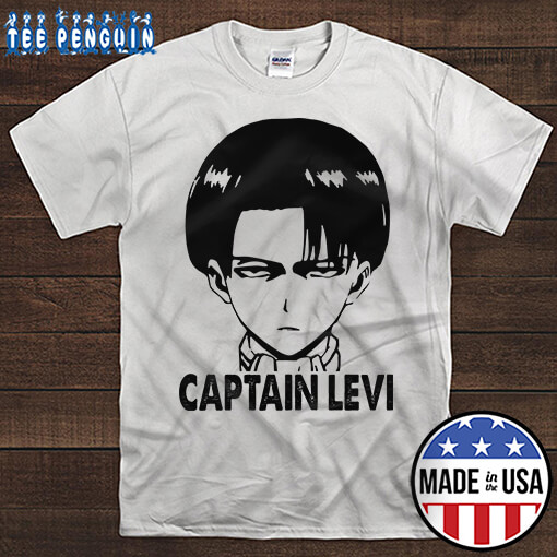 Attack On Titan Classic Art Captain Levi