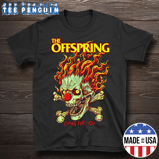 Halloween Clown The Offspring Coming For You