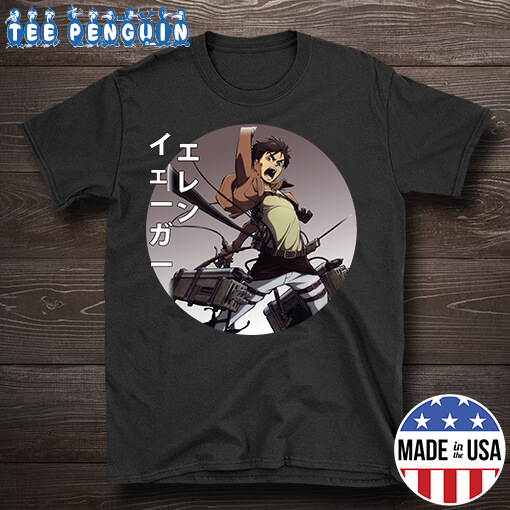 Japanese Name Eren Yeager Attack On Titan